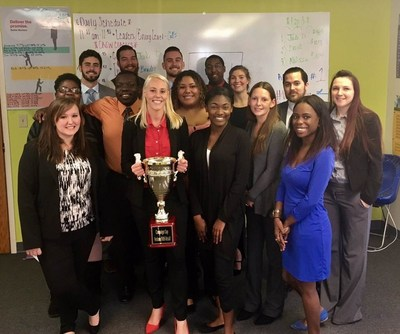 Sales and marketing firm Catalyst Leadership Group, led by president Colleen Buck, earned a national sales award for their work in the third quarter.