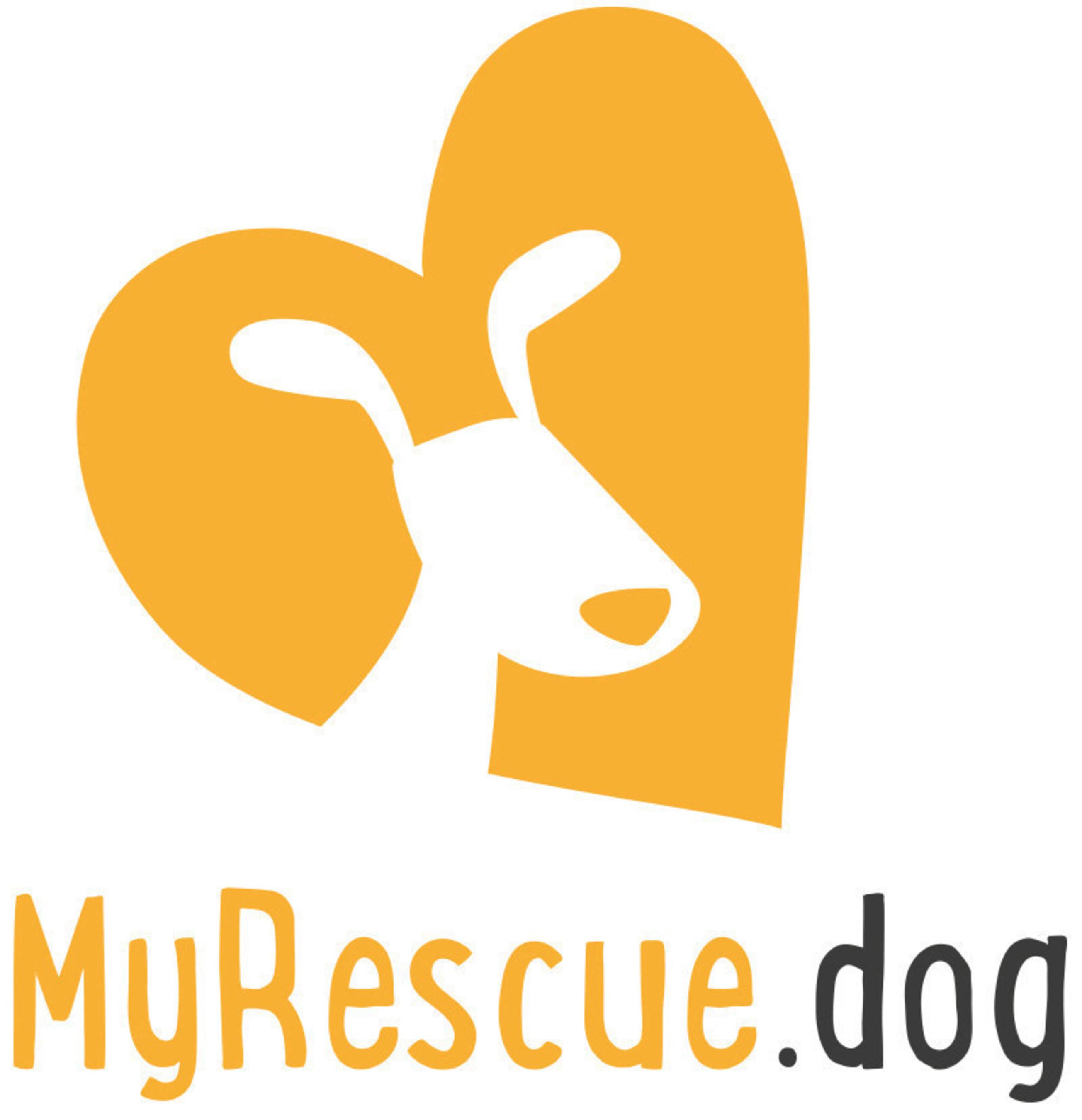 MyRescue.dog logo