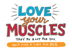Love Your Muscles logo