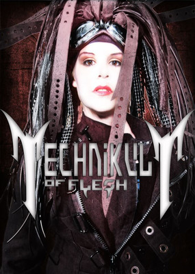 Technikult of Flesh.  (PRNewsFoto/Technikult of Flesh)