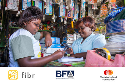 FIBR is a new project of Bankable Frontier Associates and is supported by The MasterCard Foundation. FIBR seeks to learn how to transform smartphone data about low-income individuals and link them to financial services by working with business and technology partners that touch the lives of underserved customers.