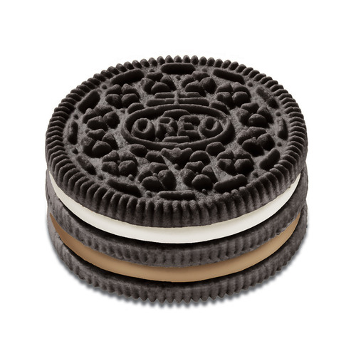 In early May, word of the yet-to-be released TRIPLE DOUBLE OREO cookie reached the Internet and within hours, OREO fans were buzzing throughout social media about this new take on the iconic cookie.   At long last, the wait is over.  The TRIPLE DOUBLE OREO cookie, which combines two layers of OREO creme, one chocolate and one original, with three layers of crunchy, chocolaty OREO cookies, is available in stores nationwide.  (PRNewsFoto/Kraft Foods Inc.)