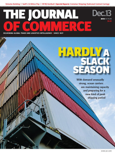 The Journal of Commerce Ranks US Top 40 Container Carriers, MSC Rises to No. 1 in Exports, Maersk