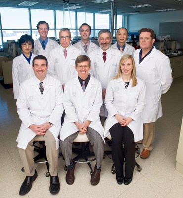 USANA's research and development team