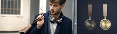 B&O PLAY introduces wireless, active noise cancelling headphone – BeoPlay H8 -  at CES 2015