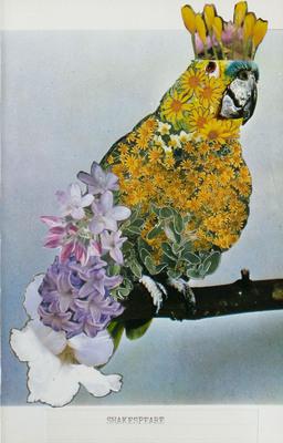 "Helen Sykes, ""Shakespeare."" Courtesy of Saatchi Art.  (PRNewsFoto/Saatchi Art)"