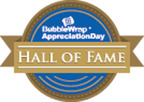 Sealed Air Corp. announces the first Bubble Wrap(R) Appreciation Day Hall of Fame.  (PRNewsFoto/Sealed Air Corporation)