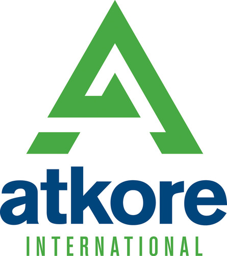 Atkore logo.  (PRNewsFoto/Atkore International Inc.)