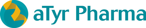aTyr Pharma Logo.  (PRNewsFoto/aTyr Pharma)
