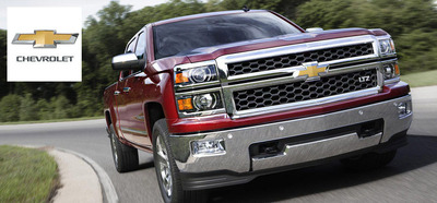 Looking for information on the 2014 Chevy Silverado? Dealership websites may have the stats you are seeking.  (PRNewsFoto/Custom Dealer Website)