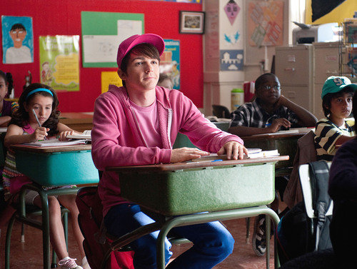 Drake Bell as Timmy Turner in Nickelodeon's A Fairly Odd Movie.  (PRNewsFoto/Nickelodeon, Ed Araquel)