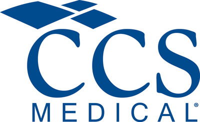 CCS Medical logo.  (PRNewsFoto/CCS Medical)