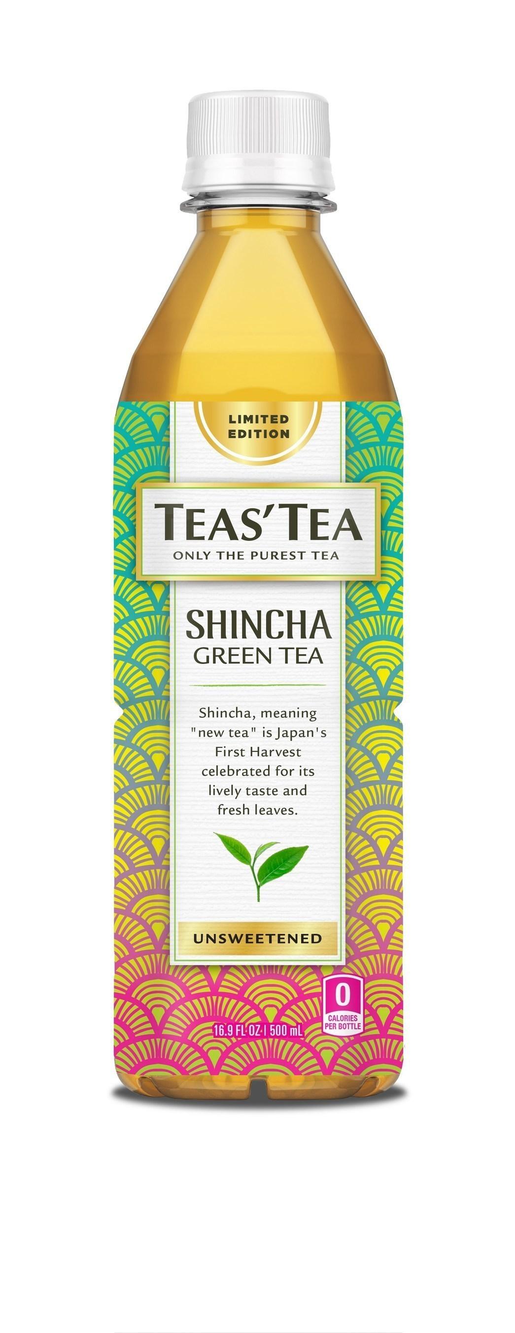 NEW LIMITED EDITION TEAS' TEA SHINCHA -FIRST HARVEST GREEN TEA