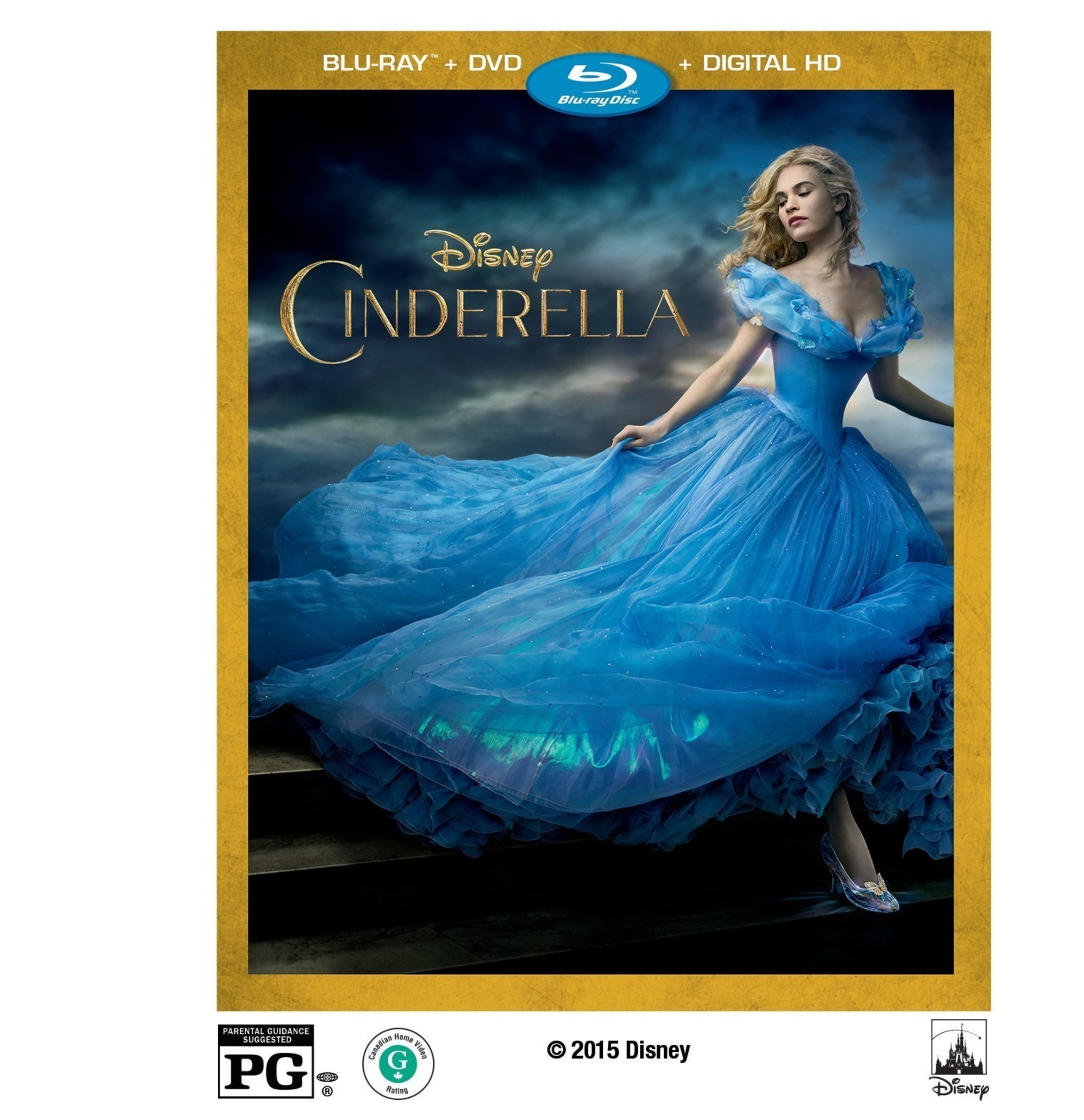 In Celebration of the Digital HD and Blu-ray Release of 'Cinderella,' Disney Launches The 'A Million Words of Kindness' Campaign