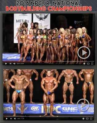 2016 NPC Jr. National Bodybuilding Championships