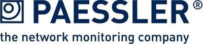 Paessler AG logo.