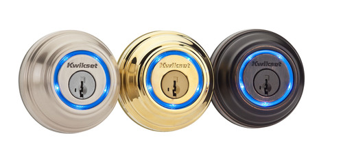 Kwikset's highly anticipated Bluetooth(R)-enabled Kevo deadbolt is now available to order and begins shipping today to homes across America. (PRNewsFoto/Kwikset) (PRNewsFoto/KWIKSET)