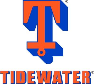 Tidewater Logo. (PRNewsFoto/Tidewater Inc.)