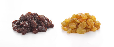 California Raisins pack an all-natural, no-sugar-added nutritional punch. Fat- and cholesterol-free, and loaded with antioxidants and fiber, this small but mighty fruit is great for on-the-go or after-school snacking.