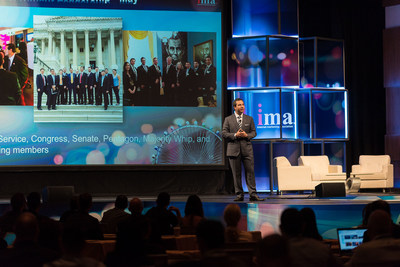 IMPACT14 launches with 1,000 conference attendees, 100 partners and 1,000,000 members (PRNewsFoto/Internet Marketing Association)