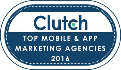 Clutch: Top Mobile & App Marketing Agencies 2016