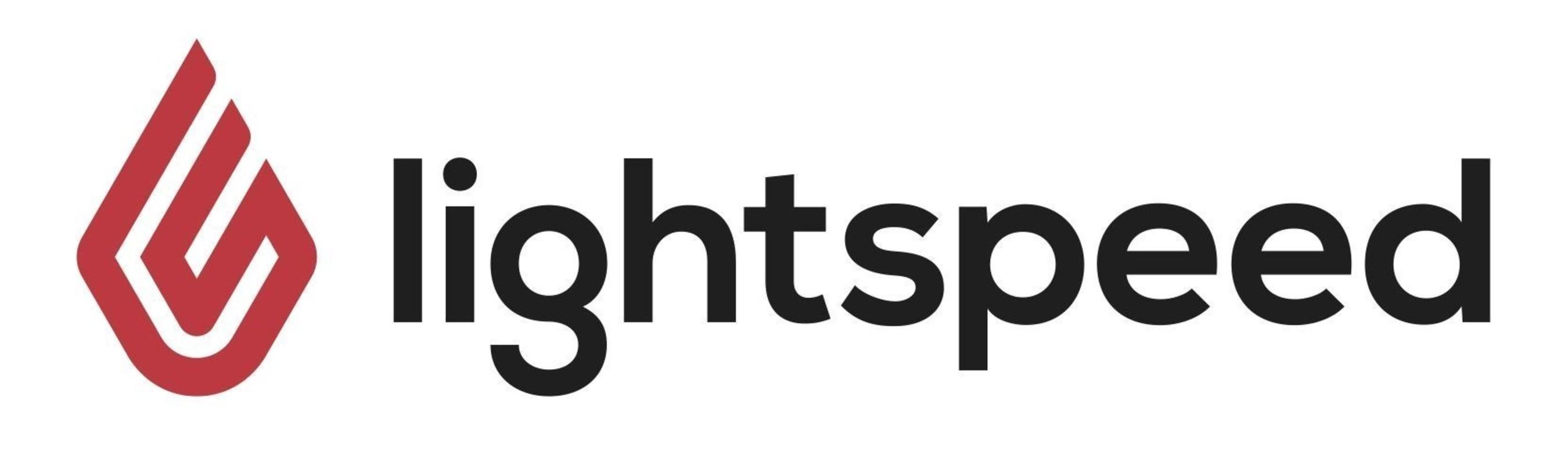 Lightspeed Logo (PRNewsFoto/Lightspeed)