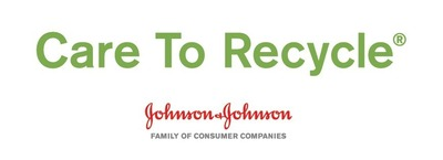 Johnson & Johnson Family of Consumer Companies Care To Recycle Program (PRNewsFoto/Cone Communications)