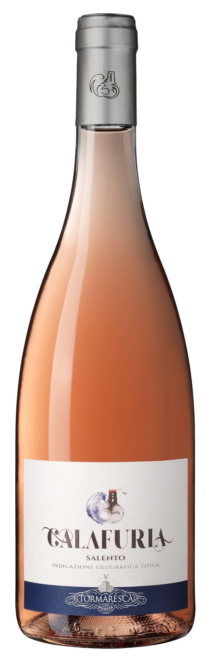 """Tormaresca, a leader in Puglia's modern wine renaissance, has officially released a 100% Negroamaro Rosato called """"Calafuria"""" that is now available on and off premise nationally."""