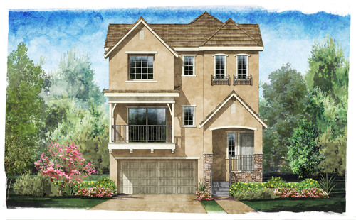 Standard Pacific Homes debuts brand new home designs in the well-established master-planned community of ...