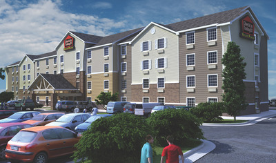 Construction is officially underway in Chamblee, Ga., for a new four-story, 124-room Value Place extended stay hotel, with completion planned for February 2015. Last fall, Value Place  -- founded in 2002 by extended-stay pioneer Jack DeBoer -- announced plans to expand in the Atlanta area. Value Place continues to seek real estate in the region for future corporate and franchise hotels. Value Place is the nation's largest economy extended-stay brand with more than 180 hotels located in 32 states, including one in Alpharetta, Ga.  (PRNewsFoto/Value Place)