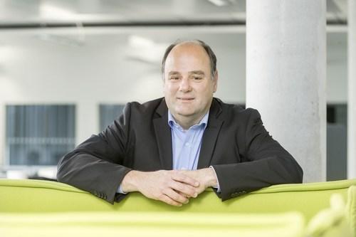 Stefan Finkbeiner: CEO of Bosch Sensortec (PRNewsFoto/Bosch Sensortec)