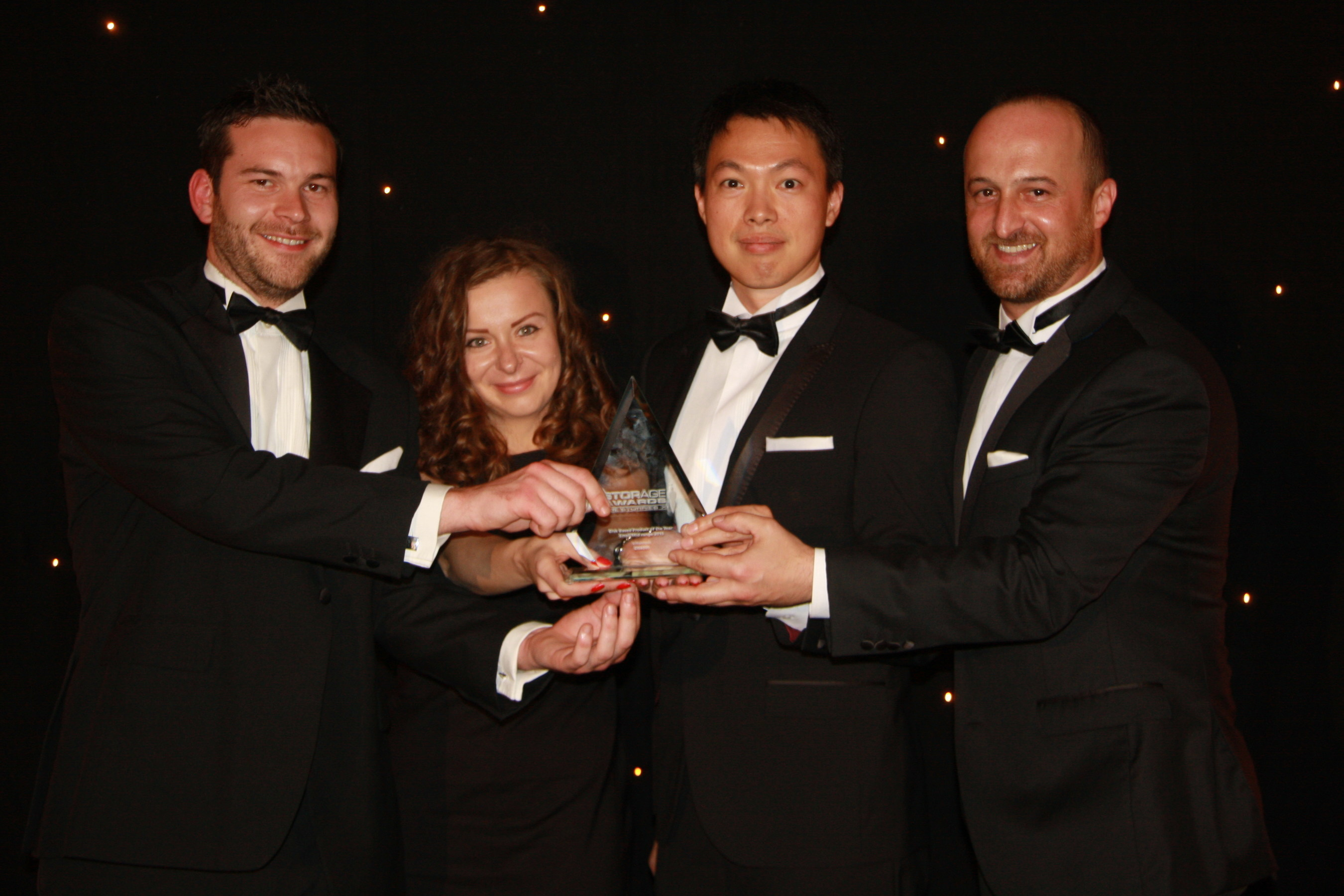 """Infortrend EonStor DS 4000 wins """"Disk Based Product of The Year"""" Awards"""