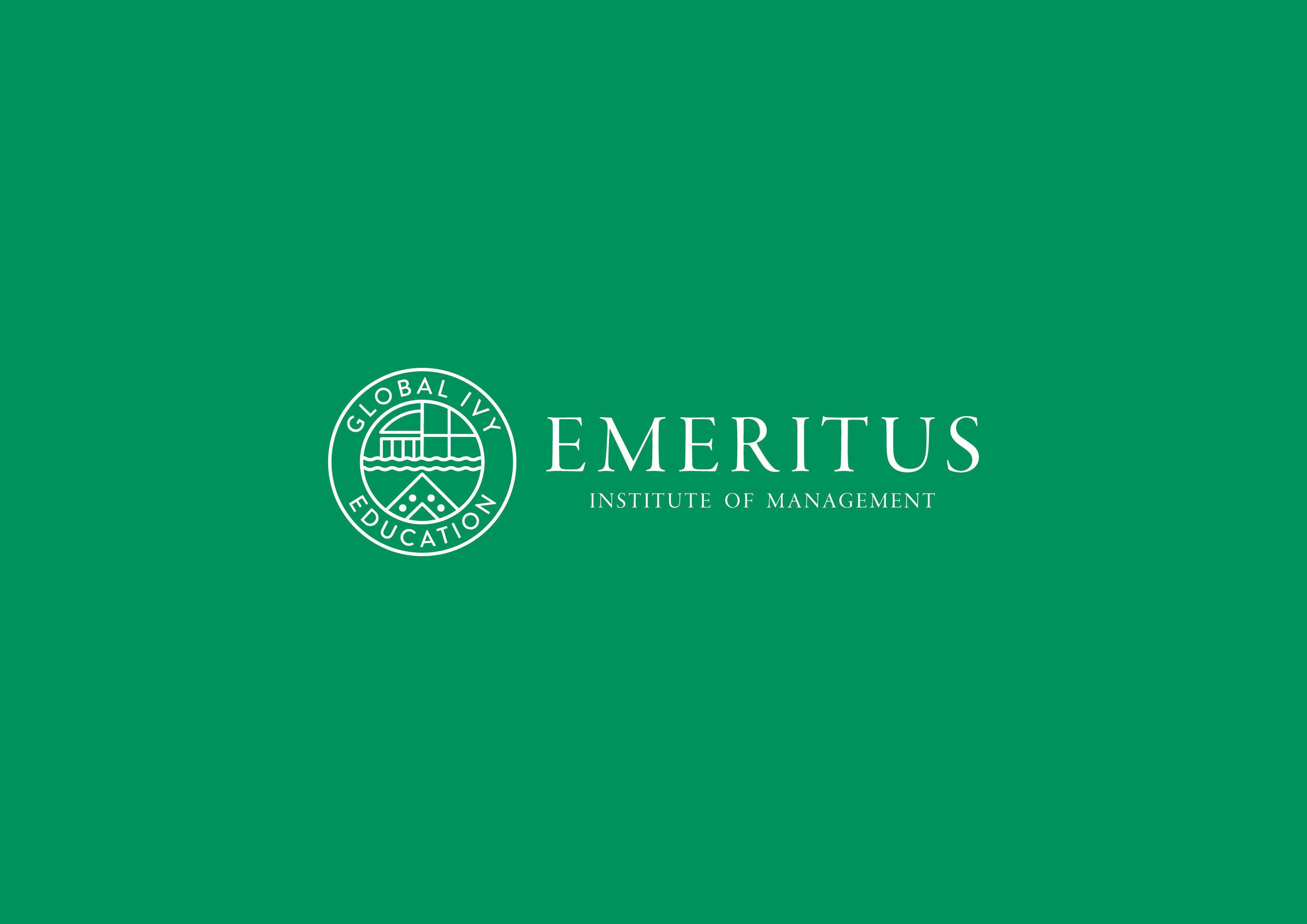 EMERITUS Institute of Management announces collaboration