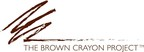 The Brown Crayon Project Logo