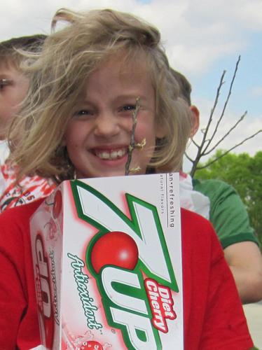 Sands Montessori and Burlington Elementary Schools Plant Trees to Celebrate Earth Day