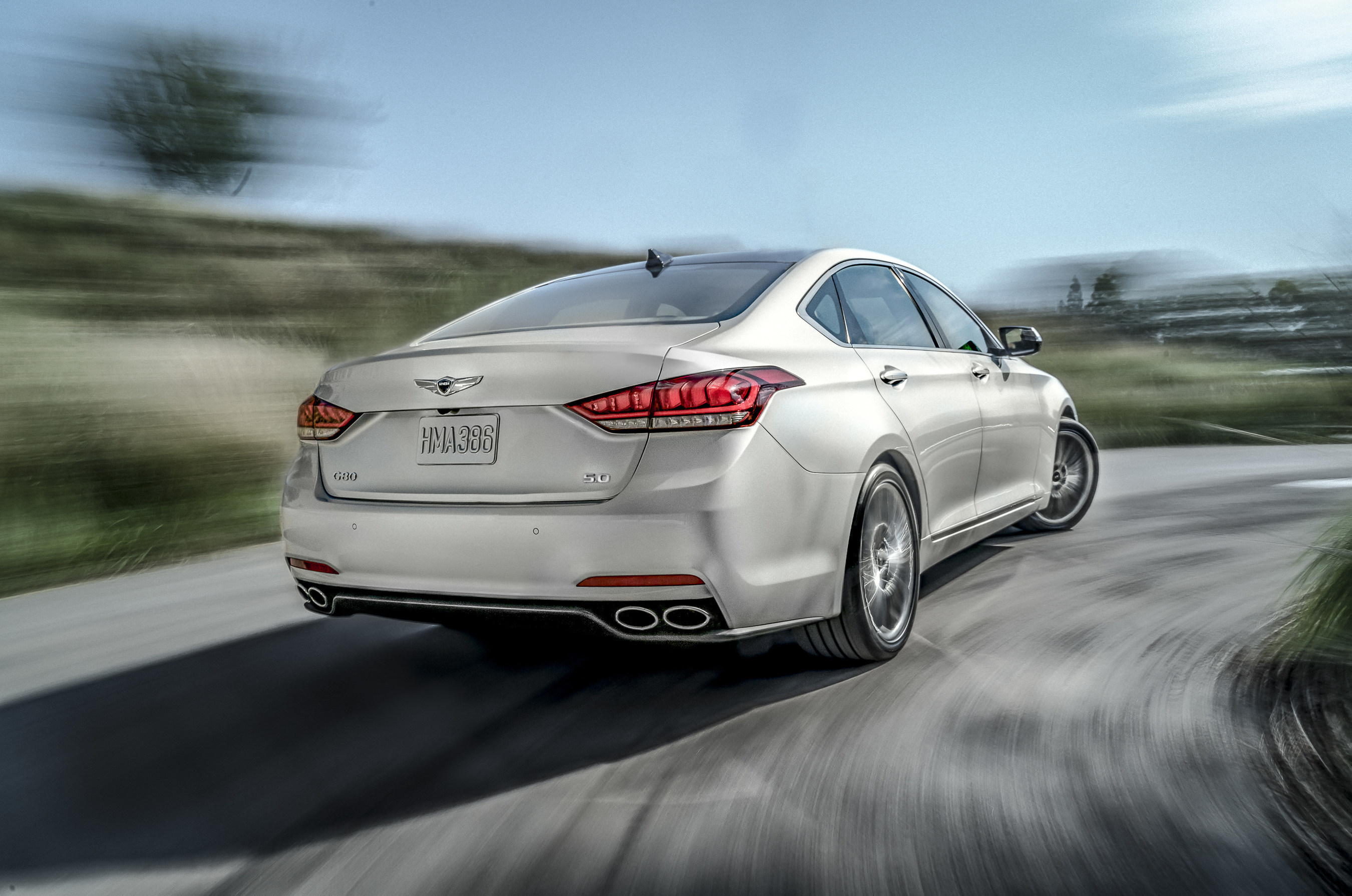 Genesis Announces Pricing For 2017 Genesis G80 Mid-Luxury Sedan