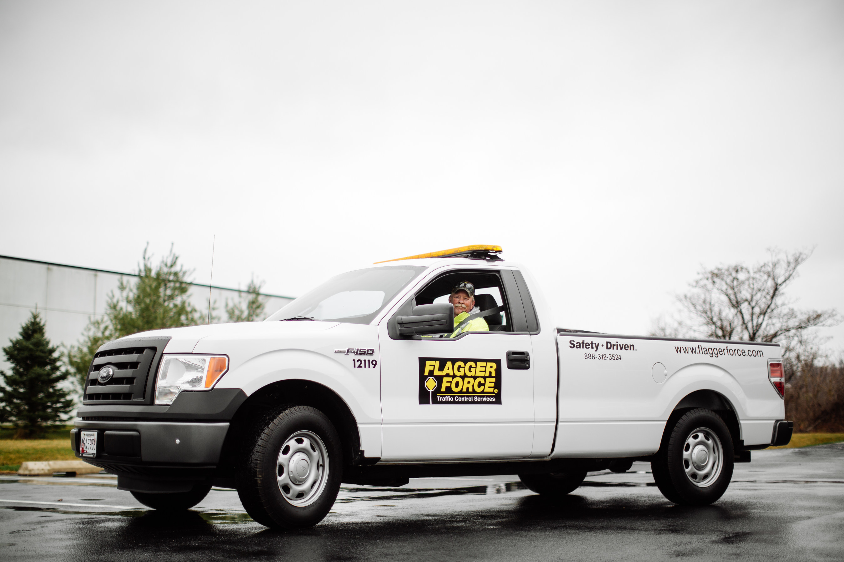 Flagger Force relies on SmartDrive's video-based platform to improve driver safety and new-hire on-boarding.