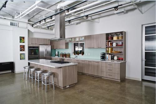 MSLGROUP, long a leader in food and beverage PR, has taken a big step further into the world of social food, launching a Culinary Content Studio designed expressly for digital content development and production. The 900-sq.-ft. studio features a large, consumer-style kitchen with a central island designed for video production and influencer networking. An adjacent, foodservice-style kitchen supports engagement events and sampling of client products to editors, bloggers, other influencers and the food industry. (PRNewsFoto/MSLGROUP)