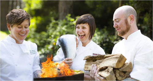Burn, Baby, Burn: Kimpton Restaurants Heat Up Summer