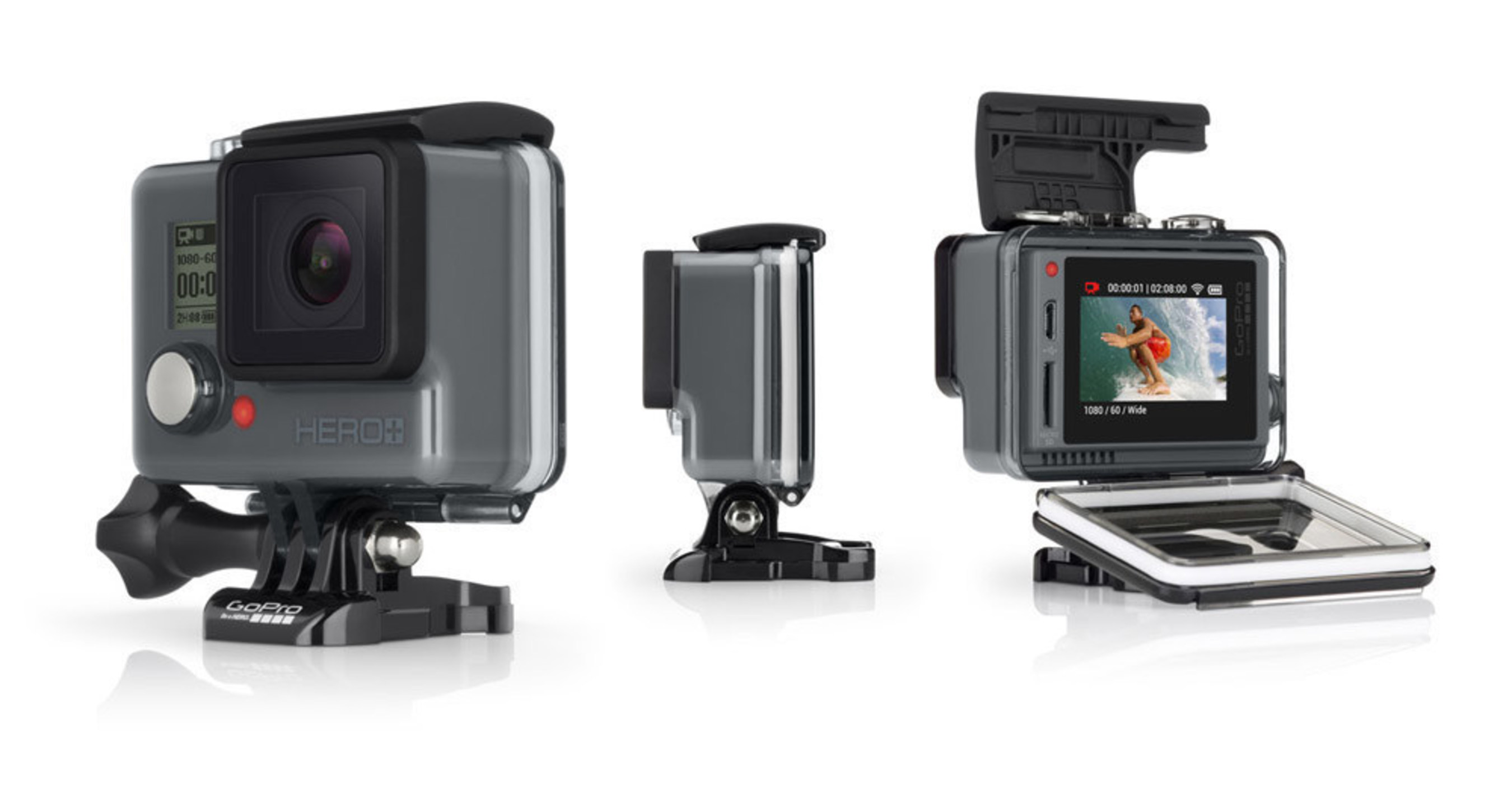 GoPro Adds Touch Screen Convenience to Entry-Level Camera Lineup