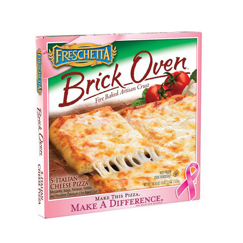 The Makers of Freschetta® Pizza to Proudly Support Pink in October