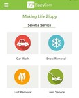 ZippyCom Launches Mobile App With 4 Labor Services Available