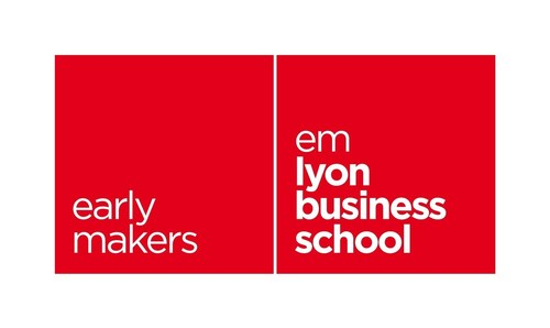 emlyon Business School Logo (PRNewsFoto/emlyon business school)