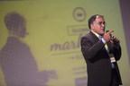 Arash Vafadari Mana Payam CEO at Global Marketing Summit in Tehran