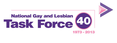 National Gay and Lesbian Task Force celebrates 40th anniversary.  (PRNewsFoto/The National Gay and Lesbian Task Force)