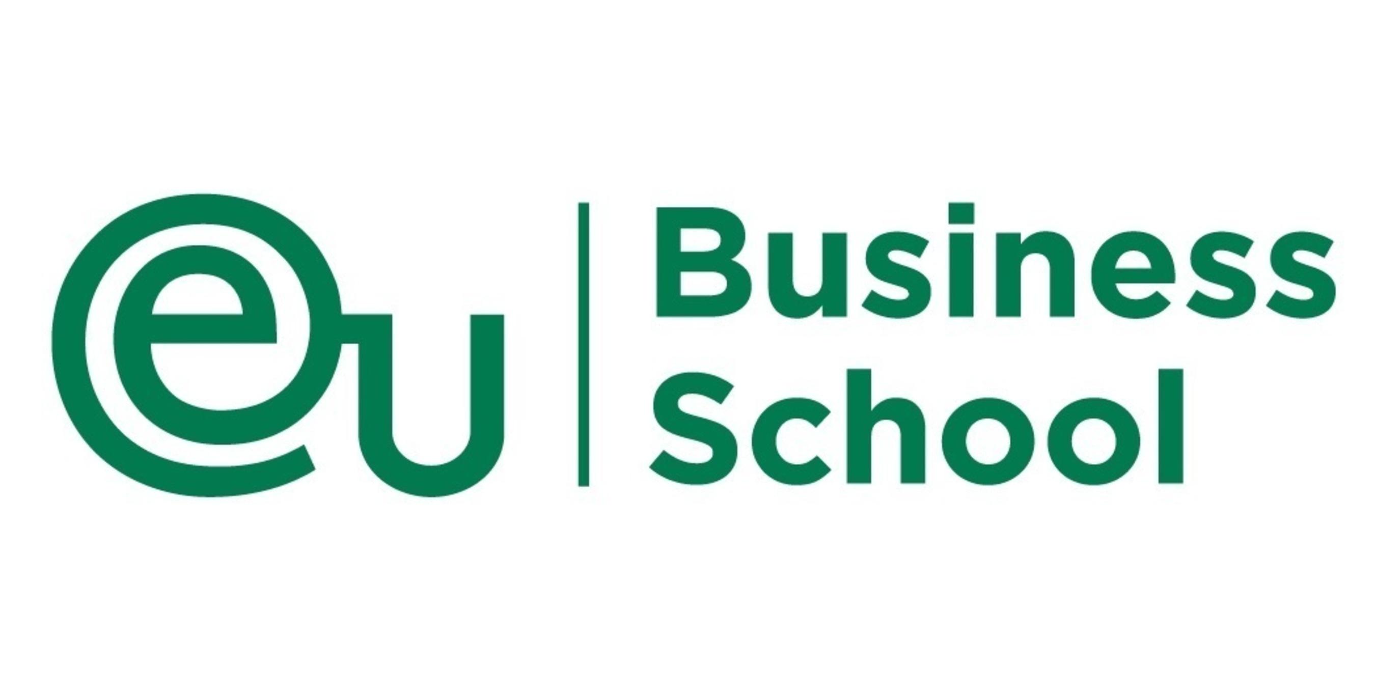 EU Business School Logo (PRNewsFoto/EU Business School)
