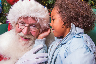 """Santa Readies His Sleigh, Heads to 100 Select Toys""""R""""Us and Babies""""R""""Us Stores"""