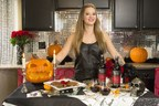 Celebrity chef Nadia G. partners with Once Upon a Vine wines to provide festive Halloween party tips and recipes. (PRNewsFoto/Diageo Chateau & Estate Wines)
