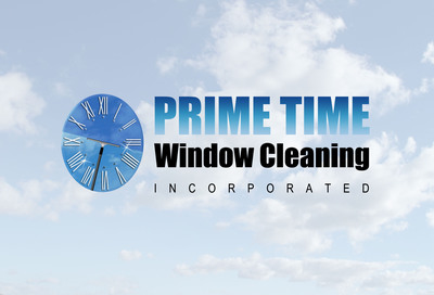 Prime Time Window Cleaning, Inc. www.primetimewindowcleaning.com.  (PRNewsFoto/Prime Time Window Cleaning, Inc.)