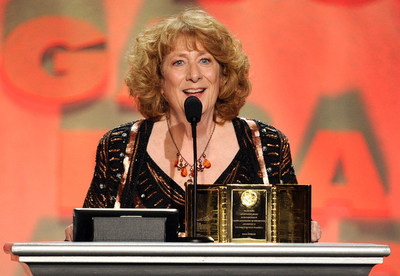 "Exceptional Minds' Susan Zwerman, shown, is a Frank Capra Achievement award recipient and one of the co-editors of the new, second edition of ""The VES Handbook of Visual Effects."" Photo courtesy of Byron Gamarro/DGA. (PRNewsFoto/Exceptional Minds)"